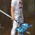 GW2 Zodiac Hammer Weapon Skin