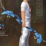 GW2 Zodiac Longbow Weapon Skin