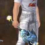 GW2 Zodiac Mace Weapon Skin