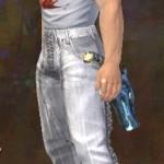 GW2 Zodiac Pistol Weapon Skin