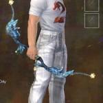 GW2 Zodiac Short Bow Weapon Skin