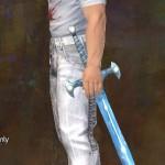 GW2 Zodiac Sword Weapon Skin