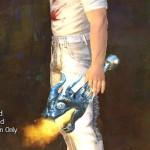 GW2 Zodiac Torch Weapon Skin