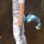 GW2 Zodiac Warhorn Weapon Skin