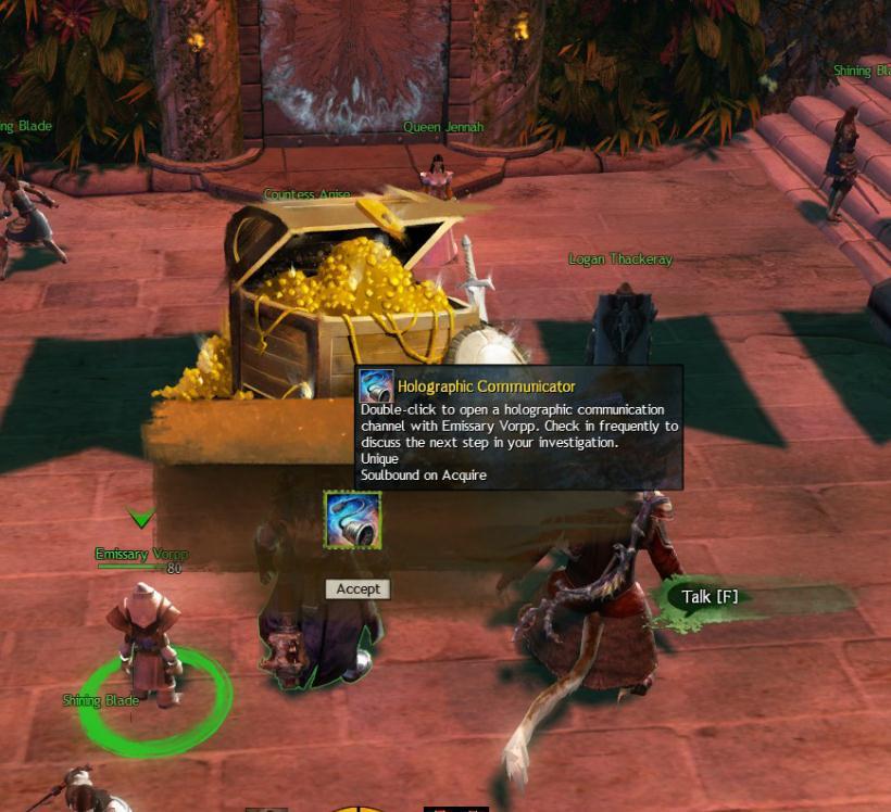 Gw2 Clockwork chaos achievement