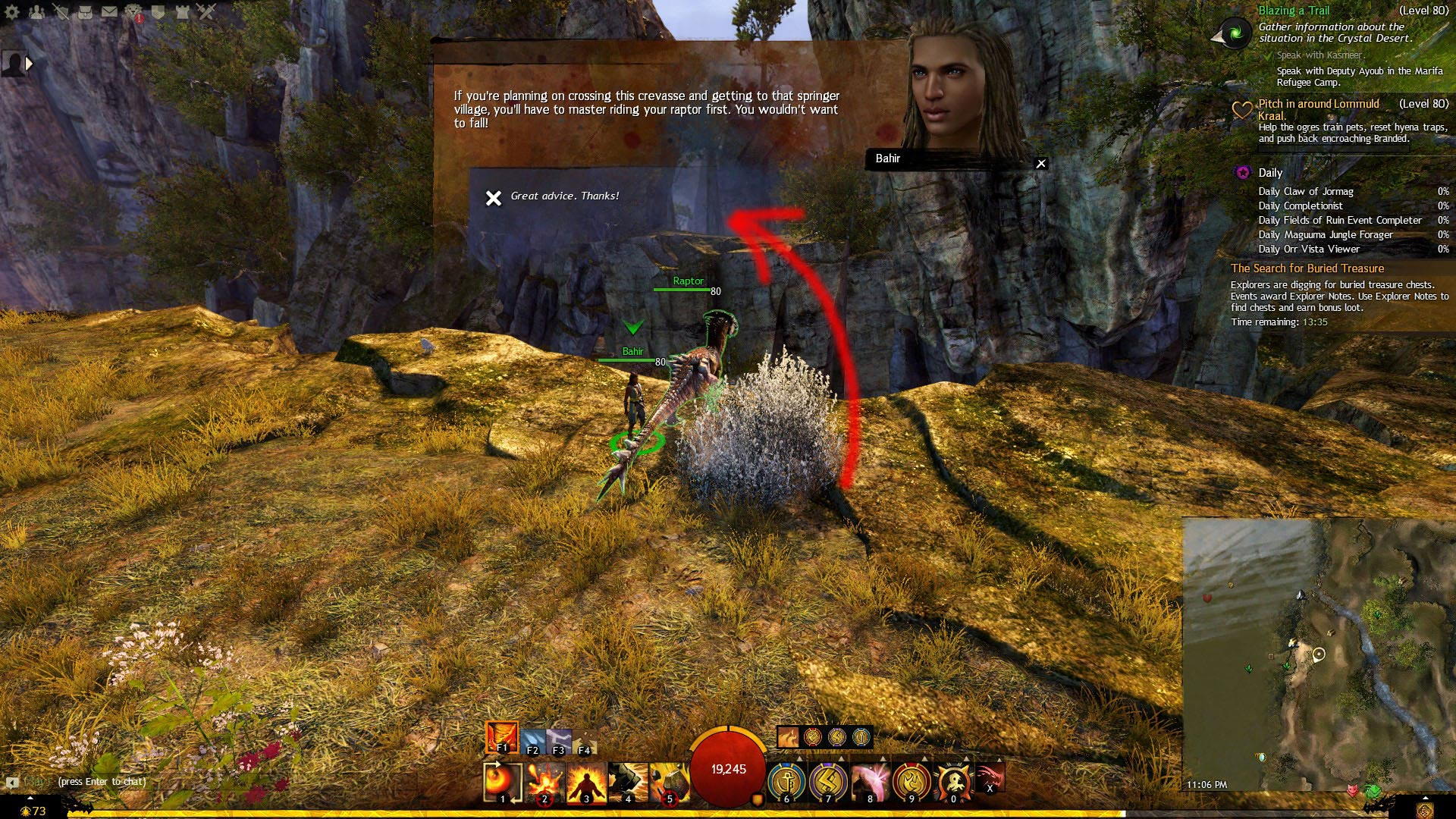 How to Get Springer Mount GW 2 Path of Fire